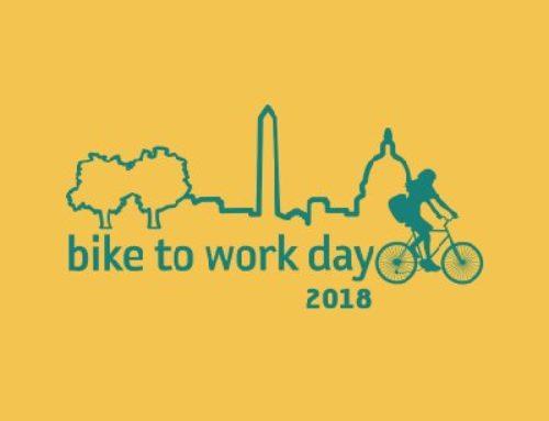 Adams Morgan Celebrates Bike to Work Day May 18