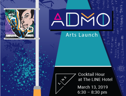 Adams Morgan Partners with Local Artists for Creative Street Banners