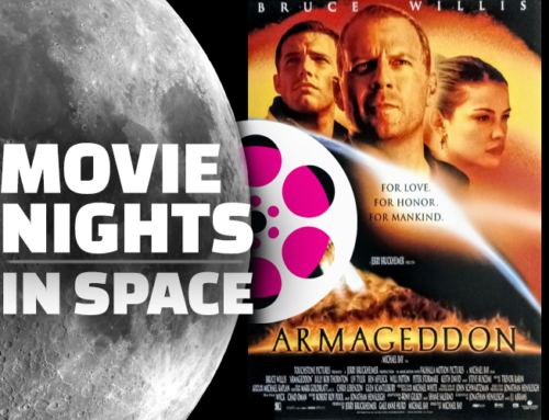 Space: Adams Morgan Movie Nights Collaborates with  Smithsonian's National Air and Space Museum